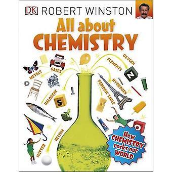 Tudo sobre química por Robert Winston - livro 9780241206577