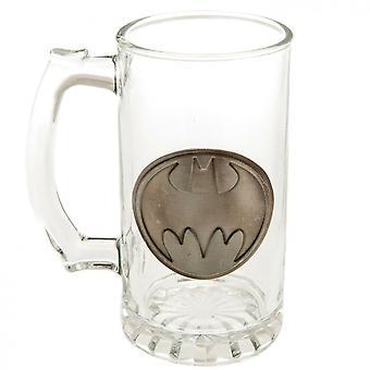 Batman Stein Glass Tankard