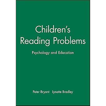 Children's Reading Problems by Peter Bryant - Lynette Bradley - 97806