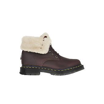 ד ר מרטנס קולברט Snowplow חרוש עמיד למים 24014201 בחורף יוניברסל גברים נעליים