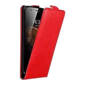 ファーウェイG7 PLUS / G8 / GX8折りたたみ式電話ケース用ケース - カバー - 磁気閉鎖付き