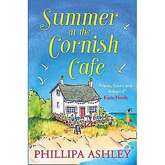 Summer at the Cornish Cafe: The feel-good romantic comedy for fans of Poldark
