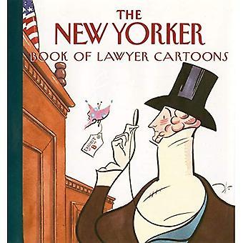 El Yorker nuevo libro de caricaturas de abogado