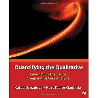 Quantifizierung der qualitativen: Informationstheorie für vergleichende Fallanalyse