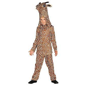Boys Giraffe Fancy Dress Costume