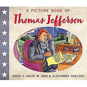 Un livre d'images de Thomas Jefferson