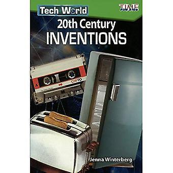 Tech World: 1900-talets uppfinningar (utforskar läsning)