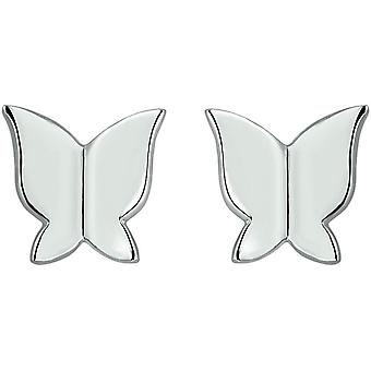 Bella perhonen korvakorut - Silver