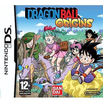 Dragonball Origins (Nintendo DS) - Usine scellée