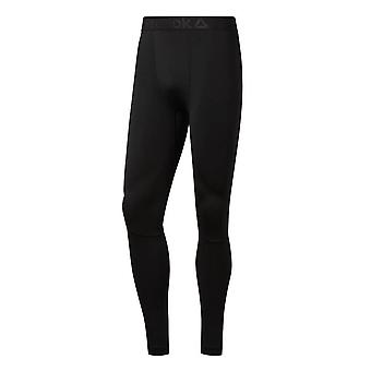 Reebok Work Out Ready Mens Compression Baselayer Tight Black