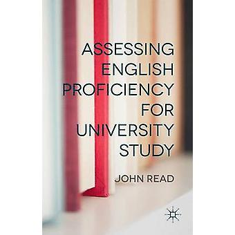 Assessing English Proficiency for University Study by Read & John