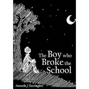 Der junge, die Schule von Harrington & Amanda J brach