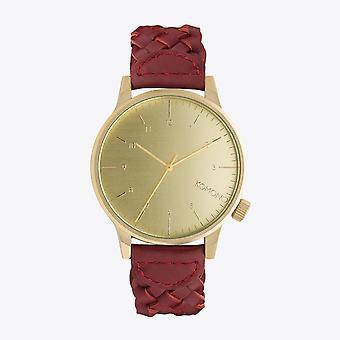 Komono Winston tkane zegarek