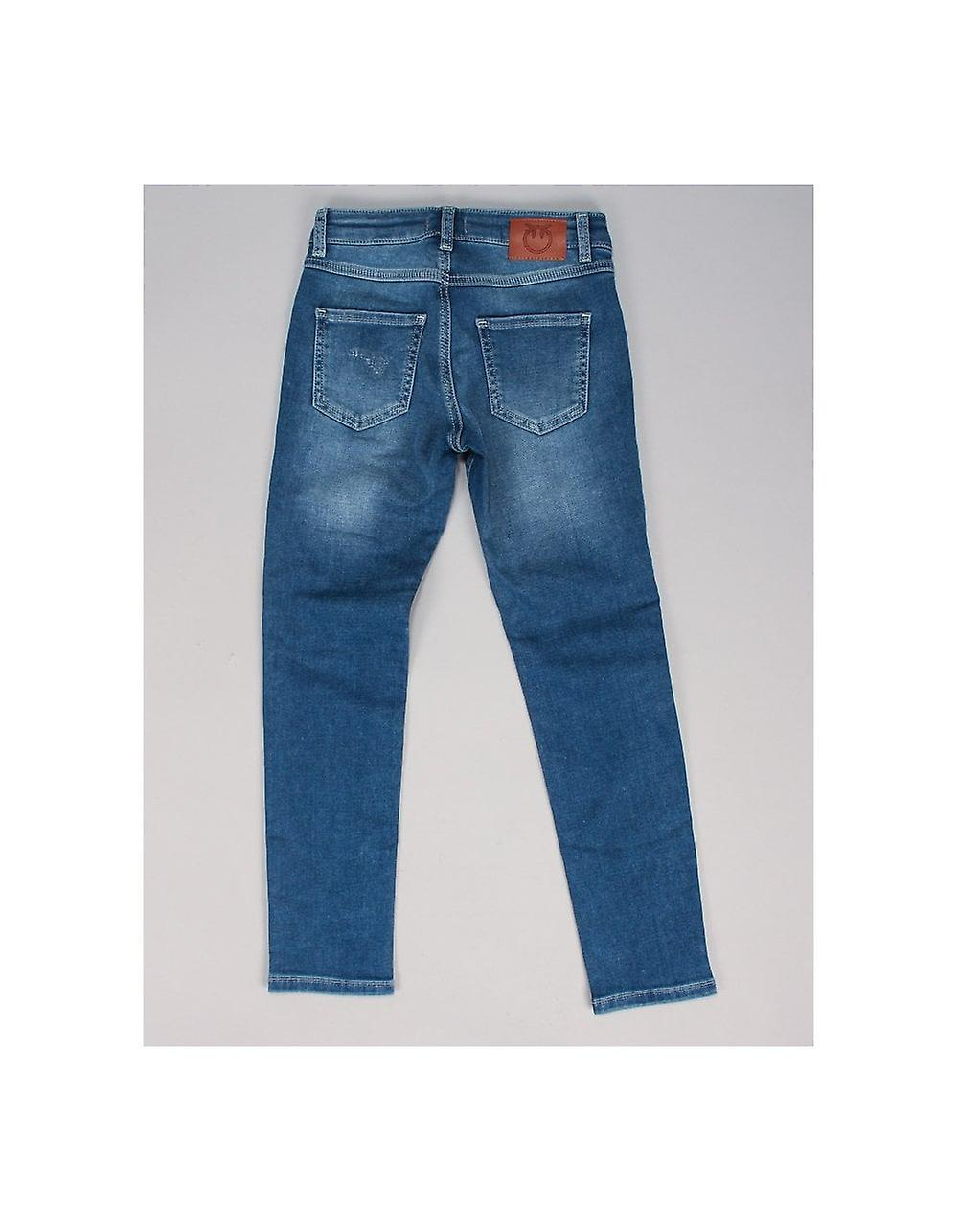 Pinko Madeleine Rip Repair Jeans