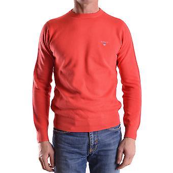 Gant Ezbc144049 Uomo's Maglione di cotone arancione
