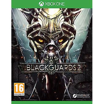 Blackguards 2 Video Game - Xbox One