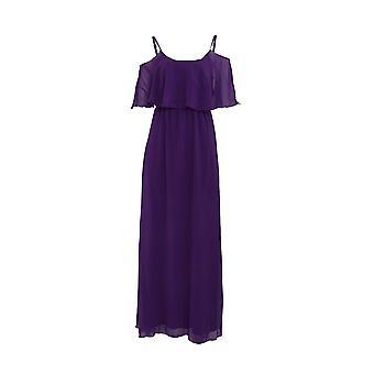 Girls On Film Womens/Ladies Motion Cold Shoulder Maxi Dress
