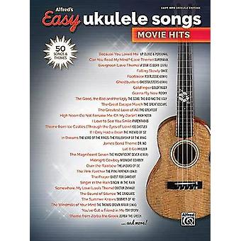 Alfred's Easy Ukulele Songs -- Movie Hits - 50 Songs and Themes by Alf
