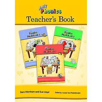 Jolly Phonics Teacher's Book in Print Letters (Colour ed) by Sue Lloy