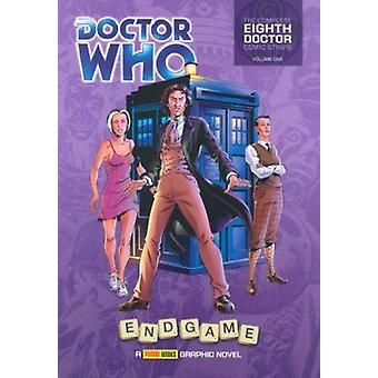 -Doctor Who - - Endgame by Clayton Hickman - Alan Barnes - Martin Gerag