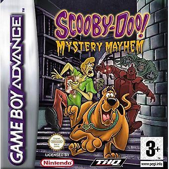 Scooby-Doo! Mystery Mayhem GBA spel