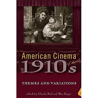 Amerikanisches Kino der 1910er Jahre: Themen und Variationen (Screen-Dekaden)