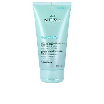 NUXE Aquabella gelée Purifiante micro-exfoliante 200 ml voor vrouwen