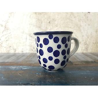 Espresso kopje/kinderkopje, Max. 60 ml, hoogte 5,5 cm, Crazy dots, BSN A-0365