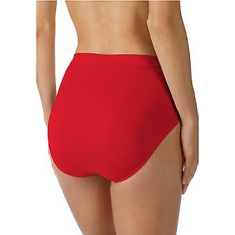 Mey 59209-410 Women's Emotion Rubin Red Full Panty Highwaist Brief