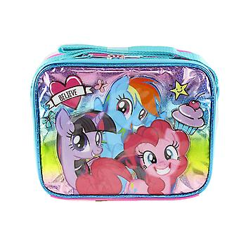 Lunch Bag - My Little Pony - Believe Pink New 191966
