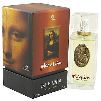 Mona Lisa Eau de Parfum Spray från eklektiska samlingar 100 ml