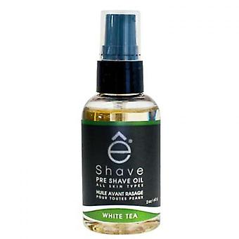 Pre Shave Oil Au The Blanc - All Skin Type