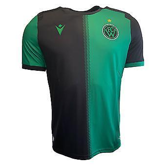 2019-2020 Wacker Innsbruck Authentic Home Shirt