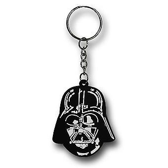Star Wars Classic Darth Vader kypärä PVC avaimenperä