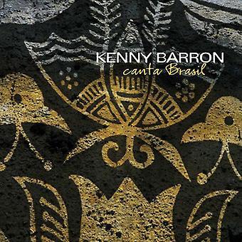 Kenny Barron - Canta Brasil [CD] USA import