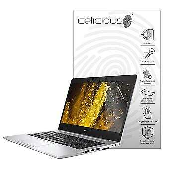 Celicious Matte Anti-Glare Screen Protector Film Compatible with HP EliteBook 830 G6 (Touch) [Pack of 2]