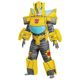 Kids Bumblebee Inflatable Costume - Transformers