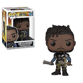 Black Panther Erik Killmonger Pop! Vinyl Chase Ships 1 in 6