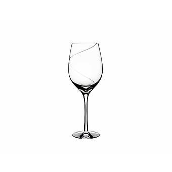 Kosta Boda-6 pcs LINE XL VIN 67 CL Design Anna Ehrner-New from the glass prince