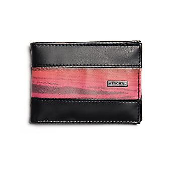 Rip Curl Flow PU slanke faux Leather Wallet in oranje