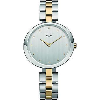 M & M Germany M11933-362 Ring-O Ladies Watch