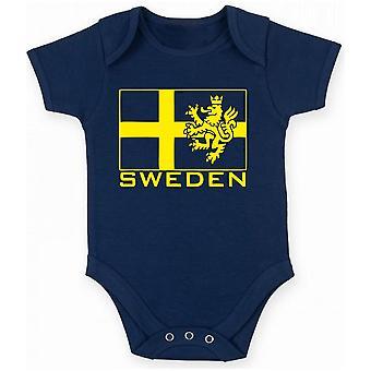 Body neonato blu navy dec0523 sweden
