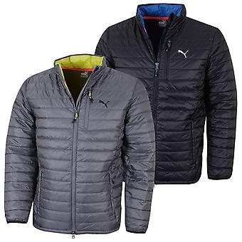 Puma Golf Mens WarmCELL PwrWarm Woven Shell Quilted Jacket