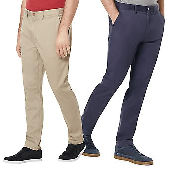 Pantalones Oakley Hombres Stone Wash Stretch Comfort Fit Chino