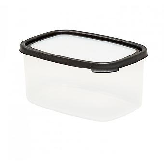 Wham Storage 9.01 Seal It 3.8 Litre Rectangular Airtight Plastic Food Box