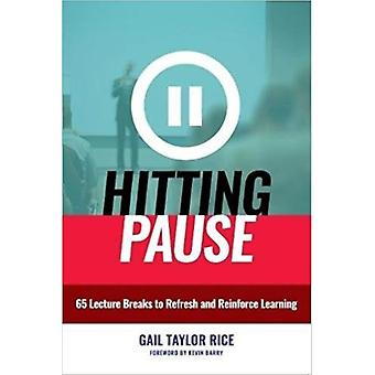 Hitting Pause by Gail Taylor Rice