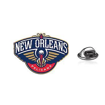 Фанатики НБА контактный значок лацкан PIN-код - Новый Орлеан пеликаны
