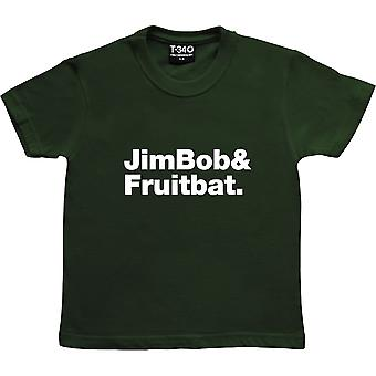 Carter USM Racing Green Kids' T-Shirt