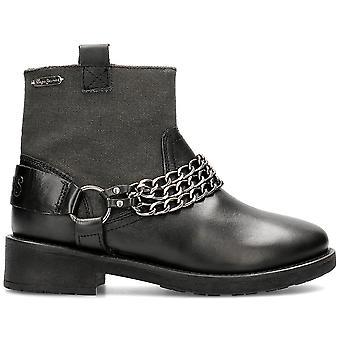 Pepe Jeans PLS50358999 sapatos mulheres de inverno universal