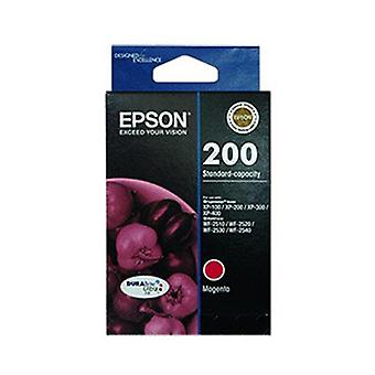 Epson 200 - Standard Capacity DURABrite Ultra - Magenta Ink Cartridge